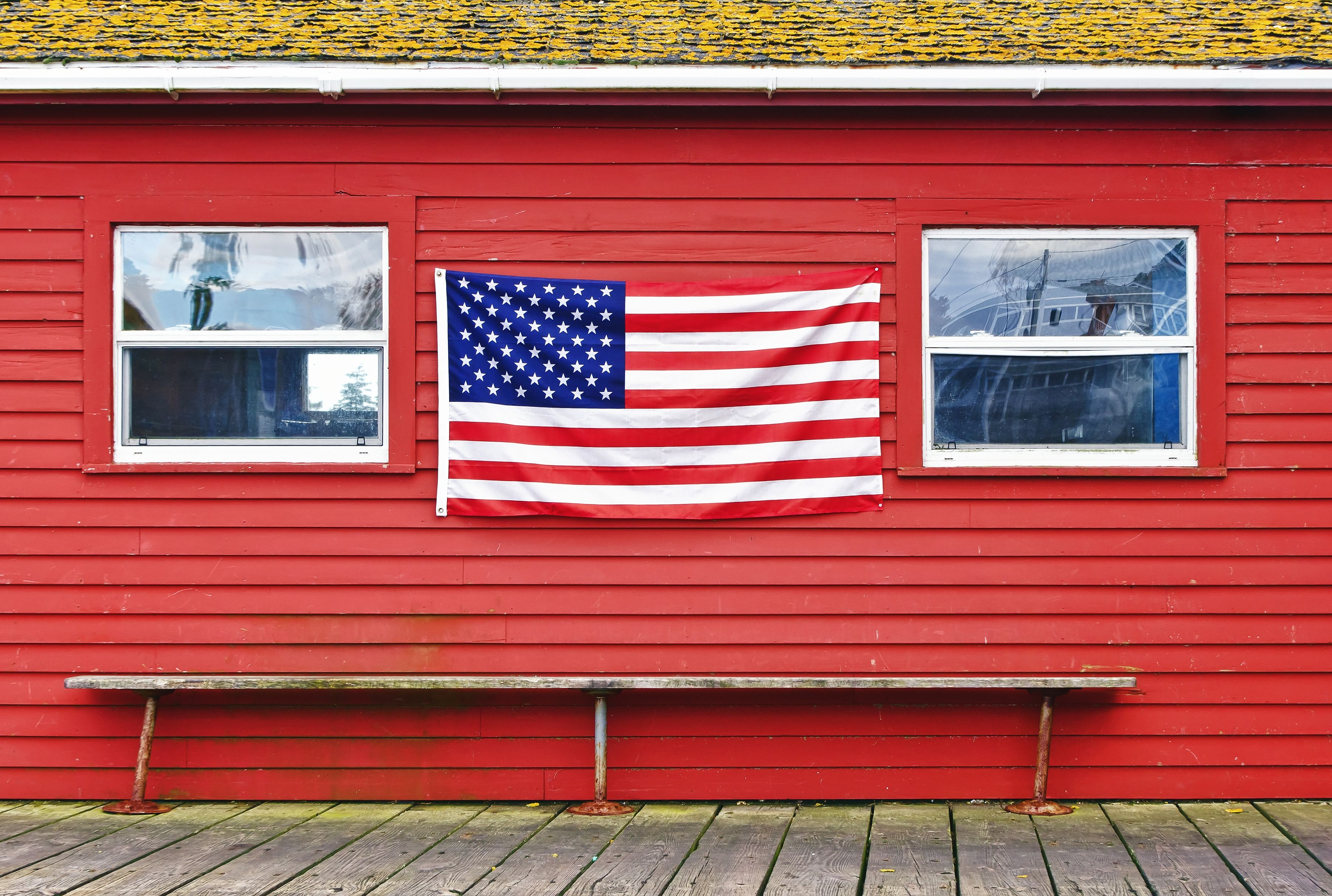 13 Rules For Displaying The American Flag Mental Floss
