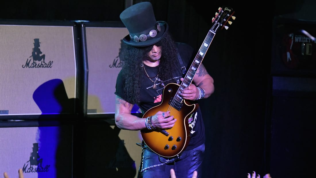 5 Things You Didn't Know About Slash | Mental Floss