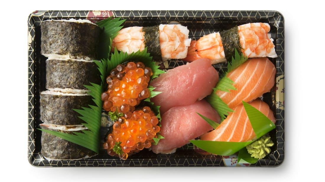 Operation Code Named Sushi!