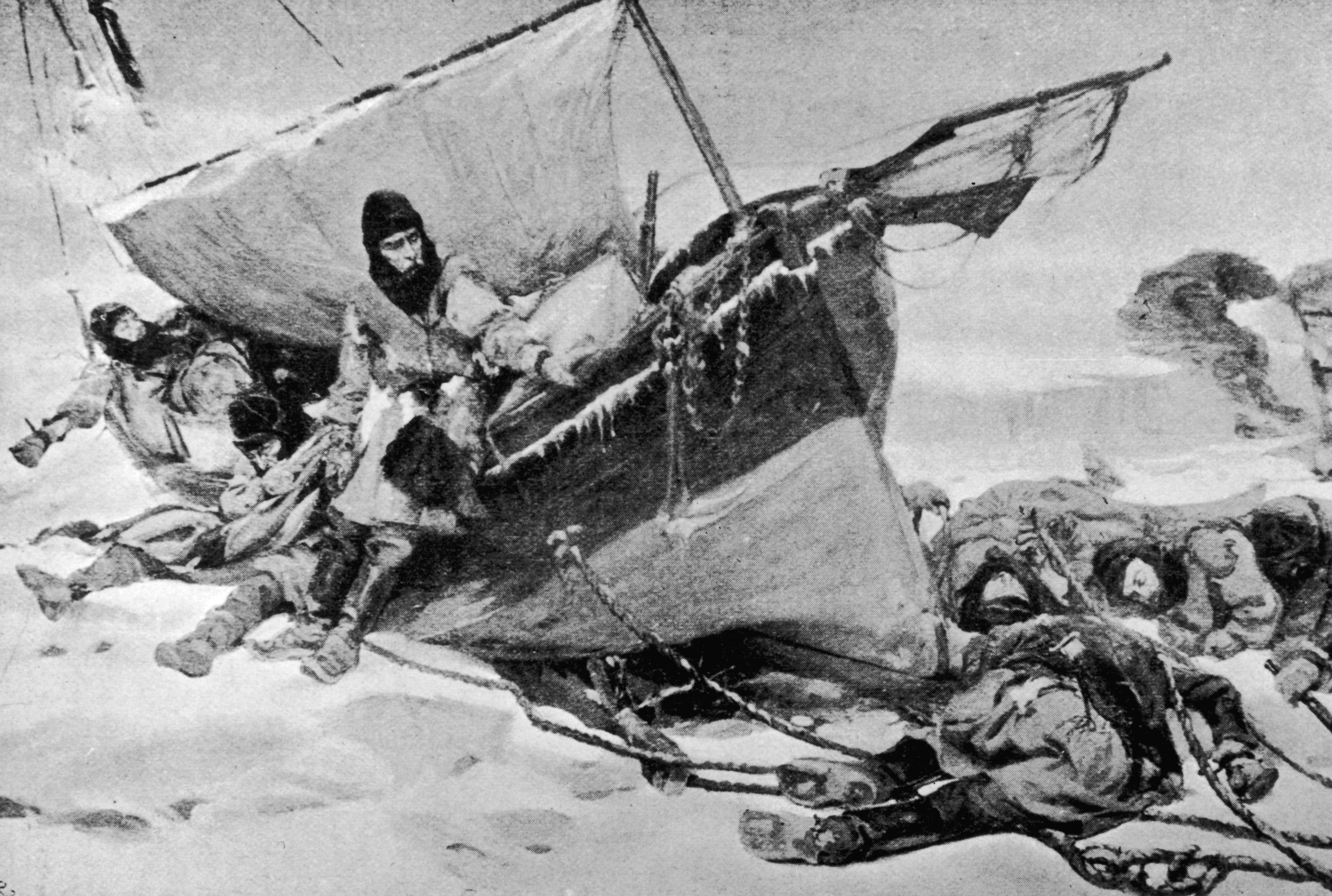 19 Facts About the Franklin Expedition, the Real-Life