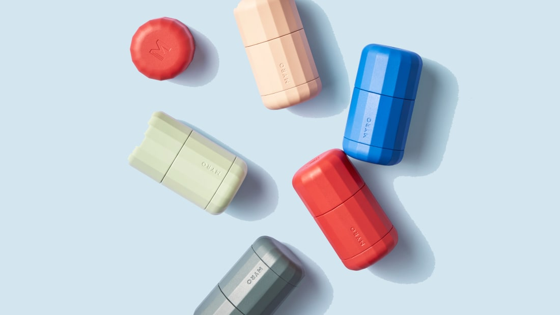 Eco-Friendly, Reusable Deodorant Containers Are Good for the