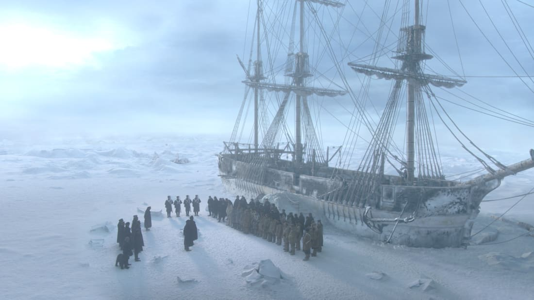 What AMC's The Terror Got Right (And Wrong) About the Franklin