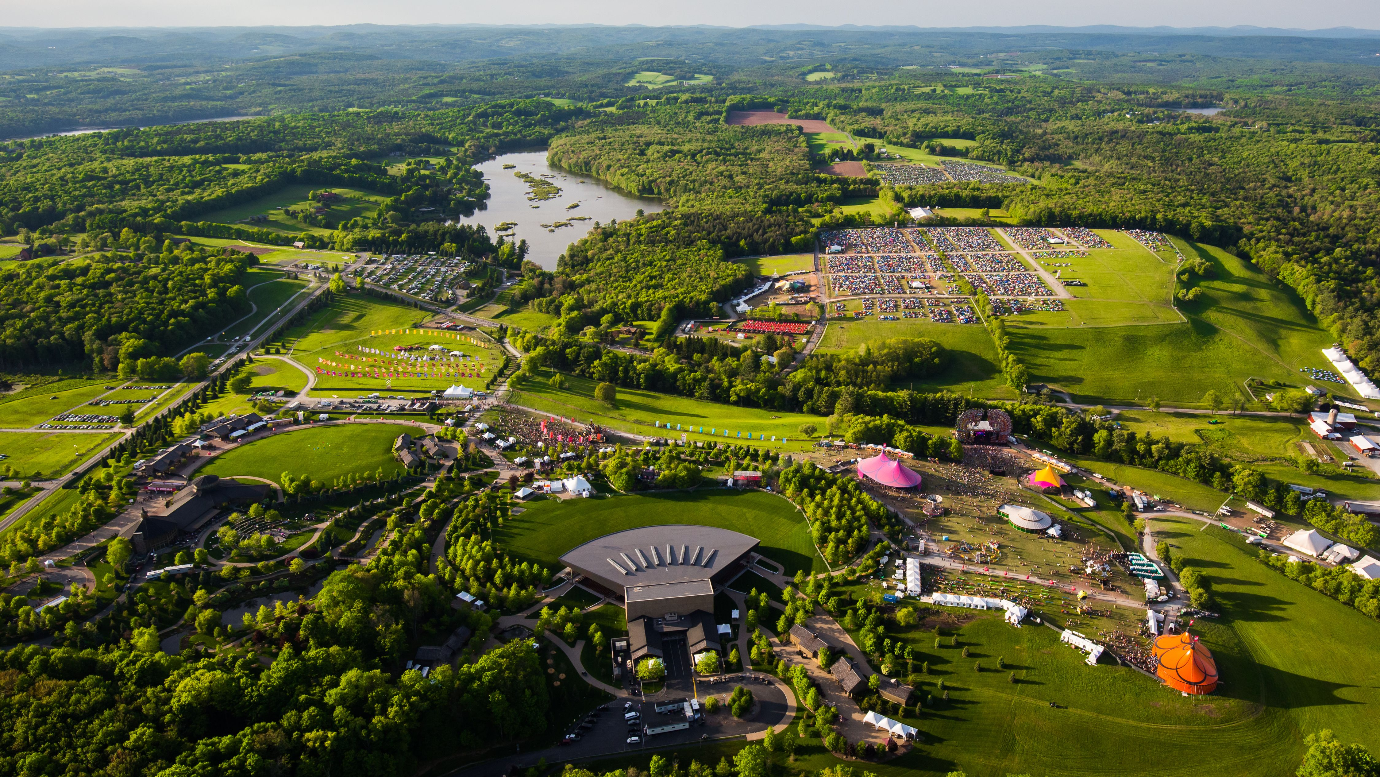 Celebrate Woodstock's 50th Anniversary With a 3-Day Music