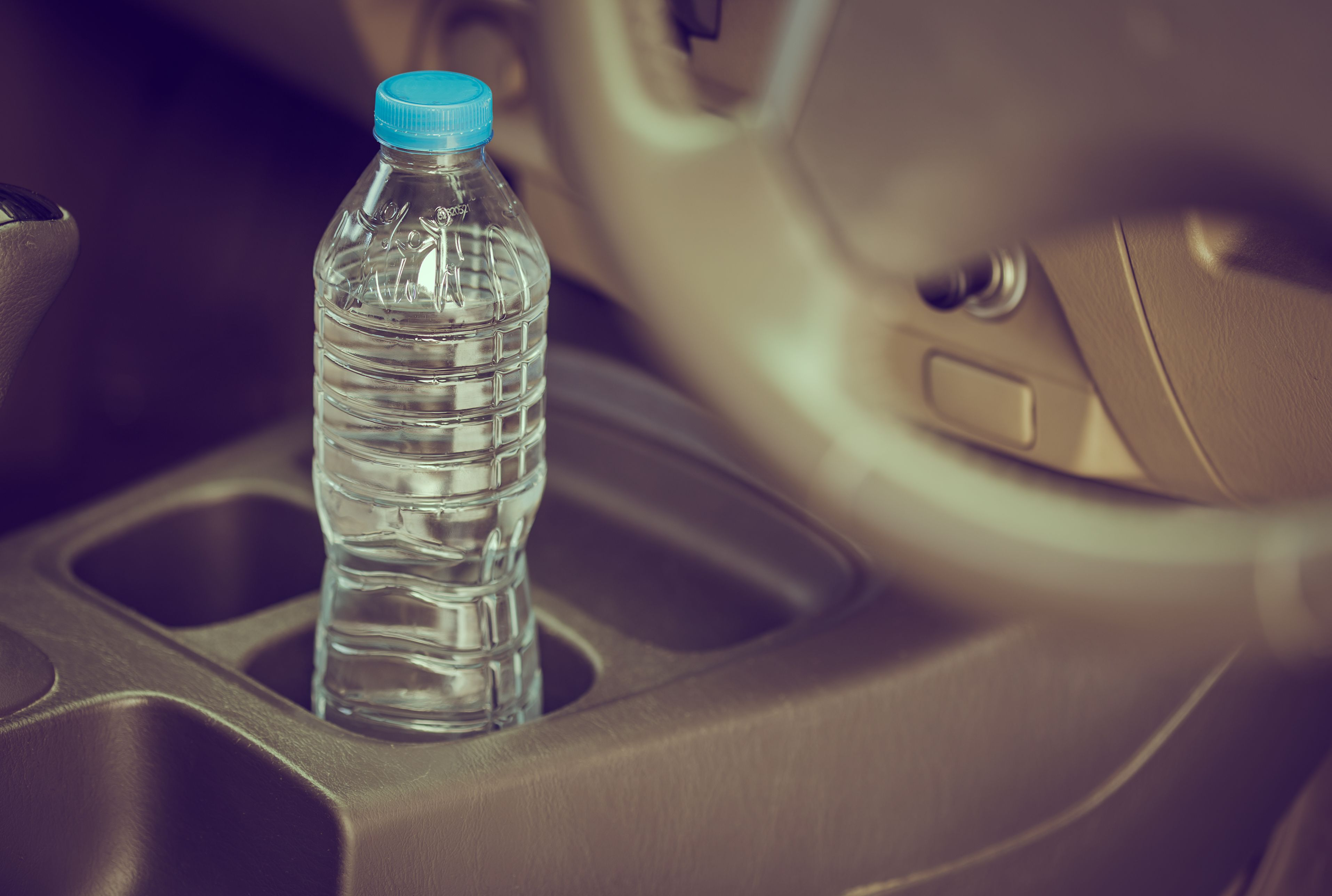 Why You Should Never Leave Bottles of Water in Your Hot Car