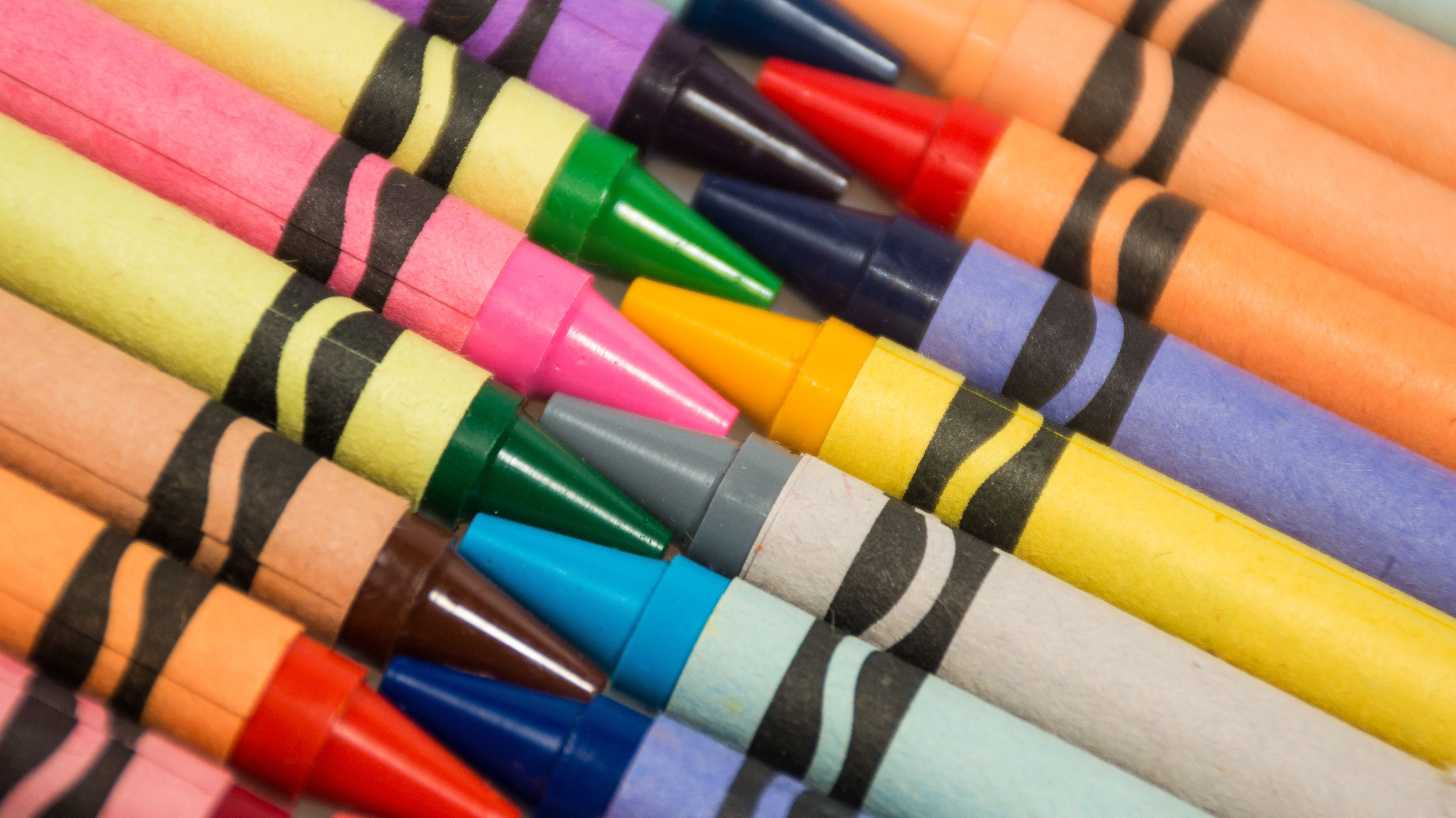 Restaurants Waste 150 Million Crayons Each Year. This Charity Is Donating Them to Classrooms