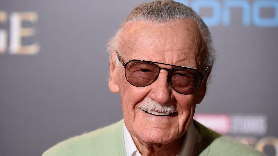 You Can Enroll in a Free Class on Superheroes Virtually Instructed by Stan Lee