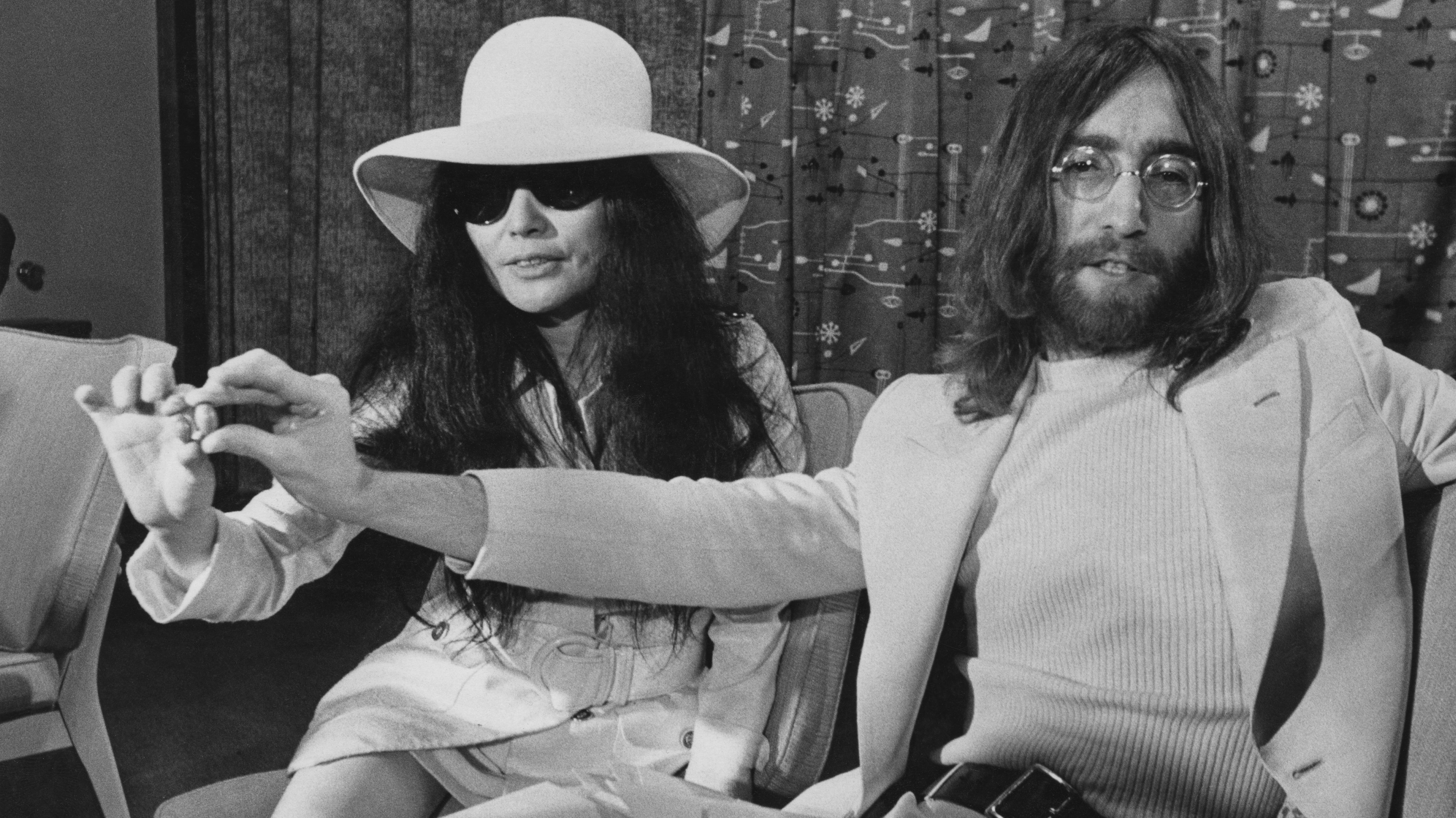 When John Lennon And Yoko Ono Mailed Acorns To World Leaders Mental Floss