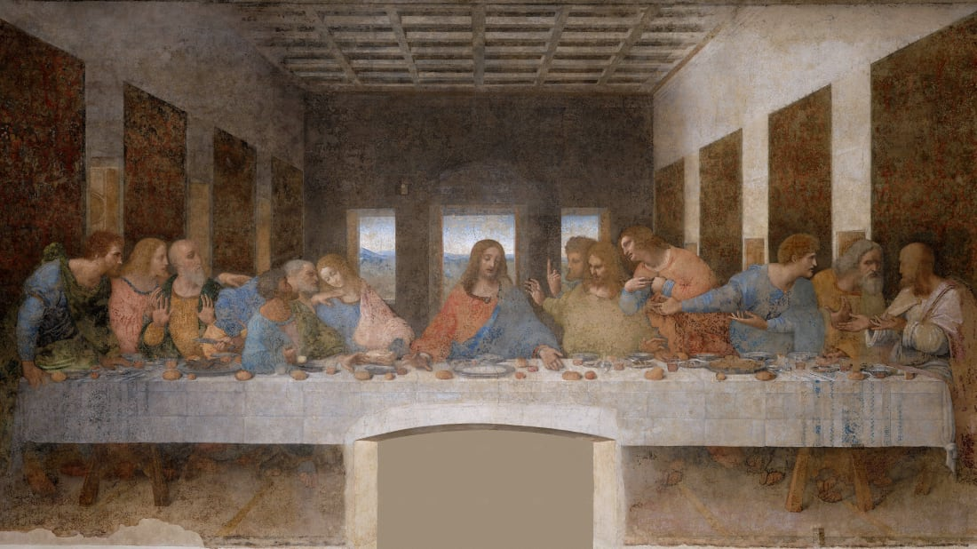 15 Facts About Leonardo Da Vinci's The Last Supper | Mental