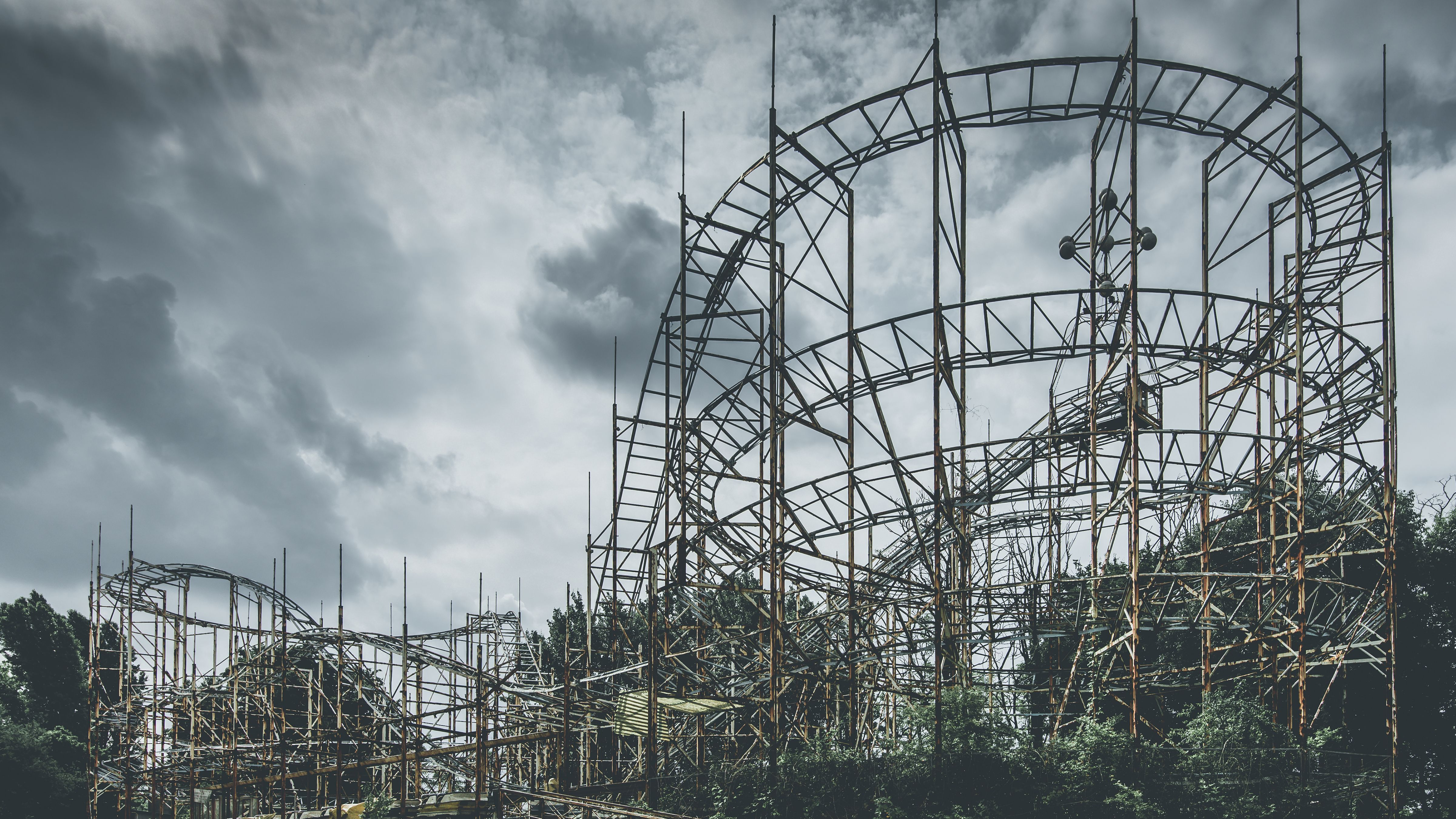 Ghost Town In The Sky A Cursed Theme Park In North Carolina Has Hit The Market For 5 95 Million Mental Floss,French Country Master Bedroom
