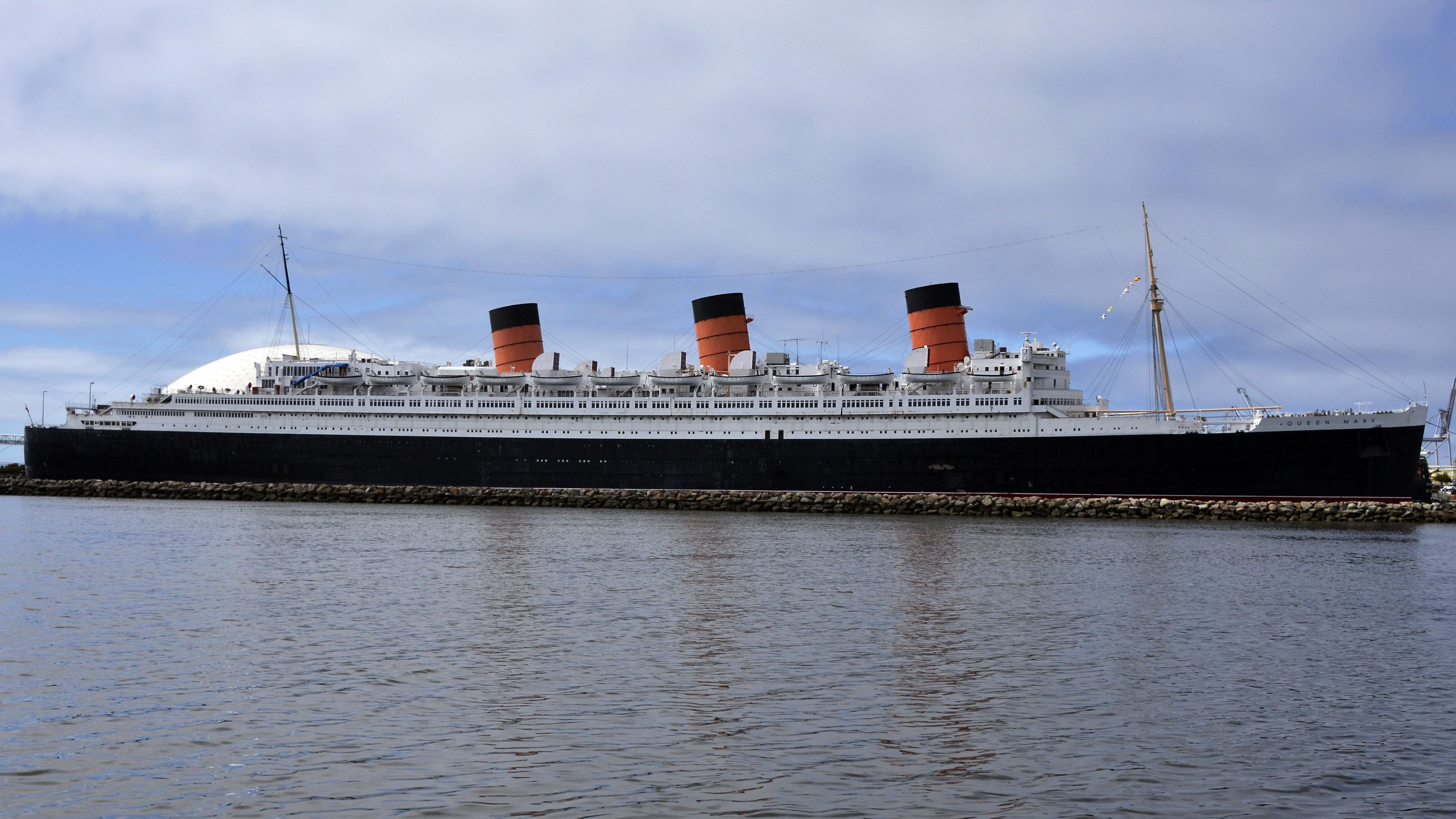 11 Facts about the R.M.S. Queen Mary | Mental Floss