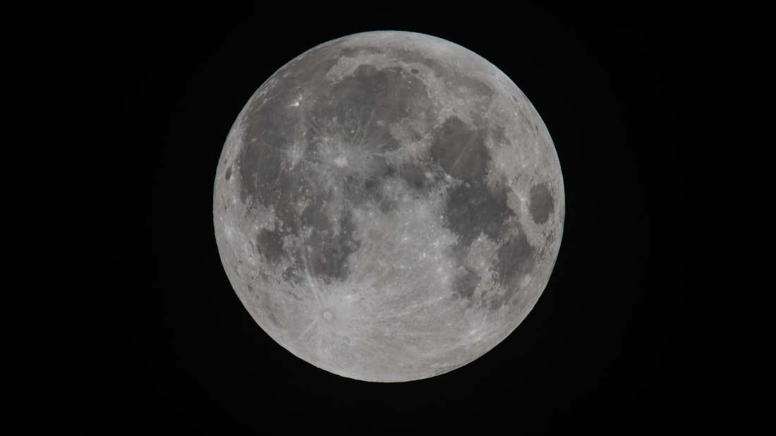 11 Spectacular Facts About the Moon
