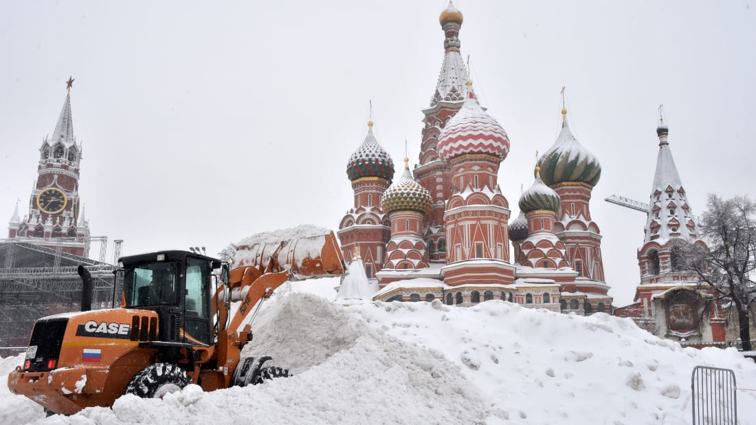 Vasily Maximov, AFP/Getty Images
