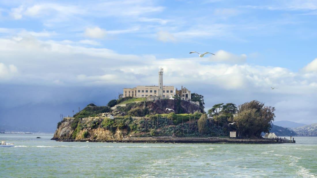 Laser Scans Detect Hidden Buildings and Tunnels Beneath Alcatraz Prison