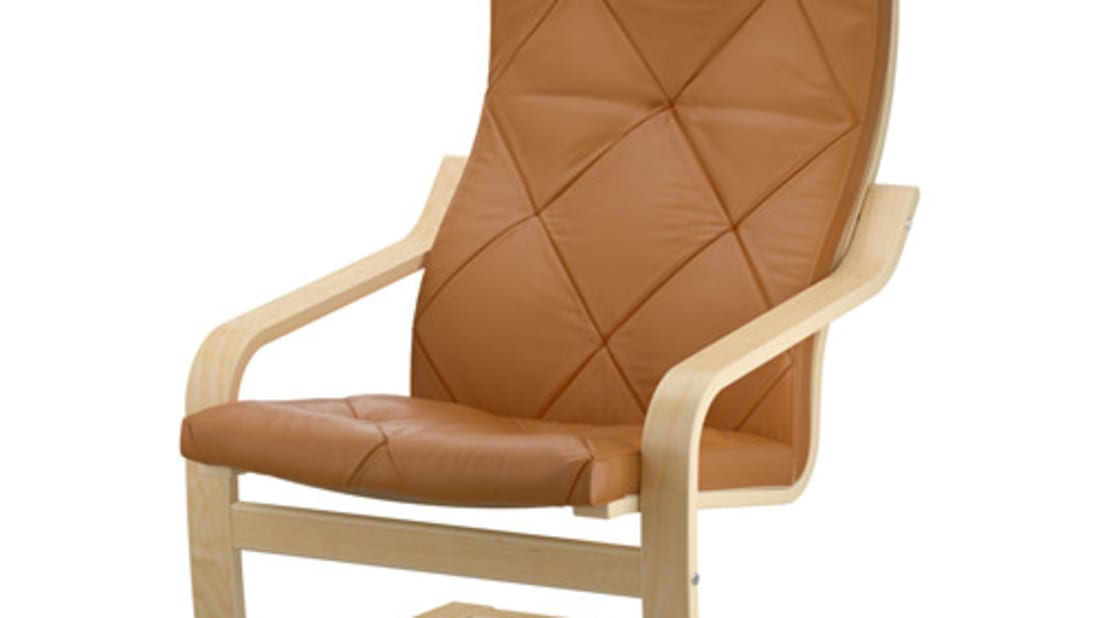 How Ikea Turned The Poang Chair Into A Classic Mental Floss