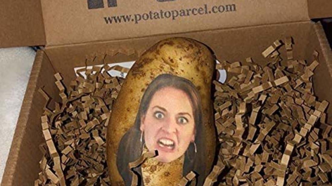 Potato Parcel/Amazon