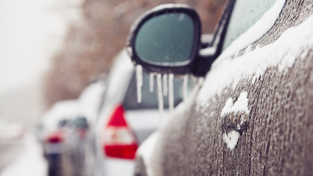 Why You Need to Keep Your Car's Gas Tank Full in Cold