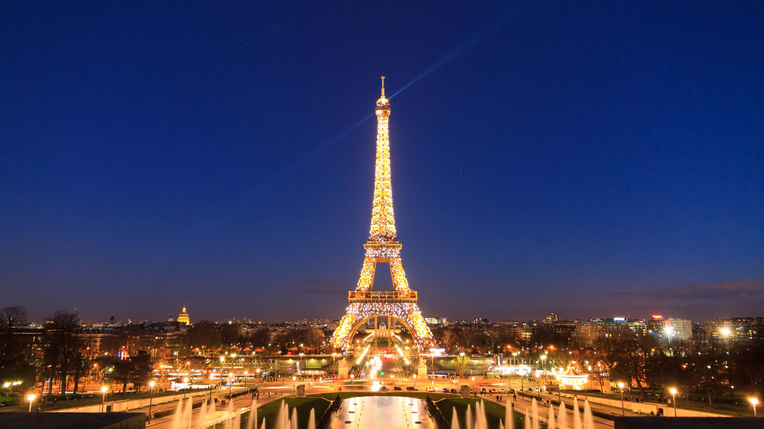 The Strange Reason Why It S Illegal To Take Nighttime Photos Of The Eiffel Tower Mental Floss