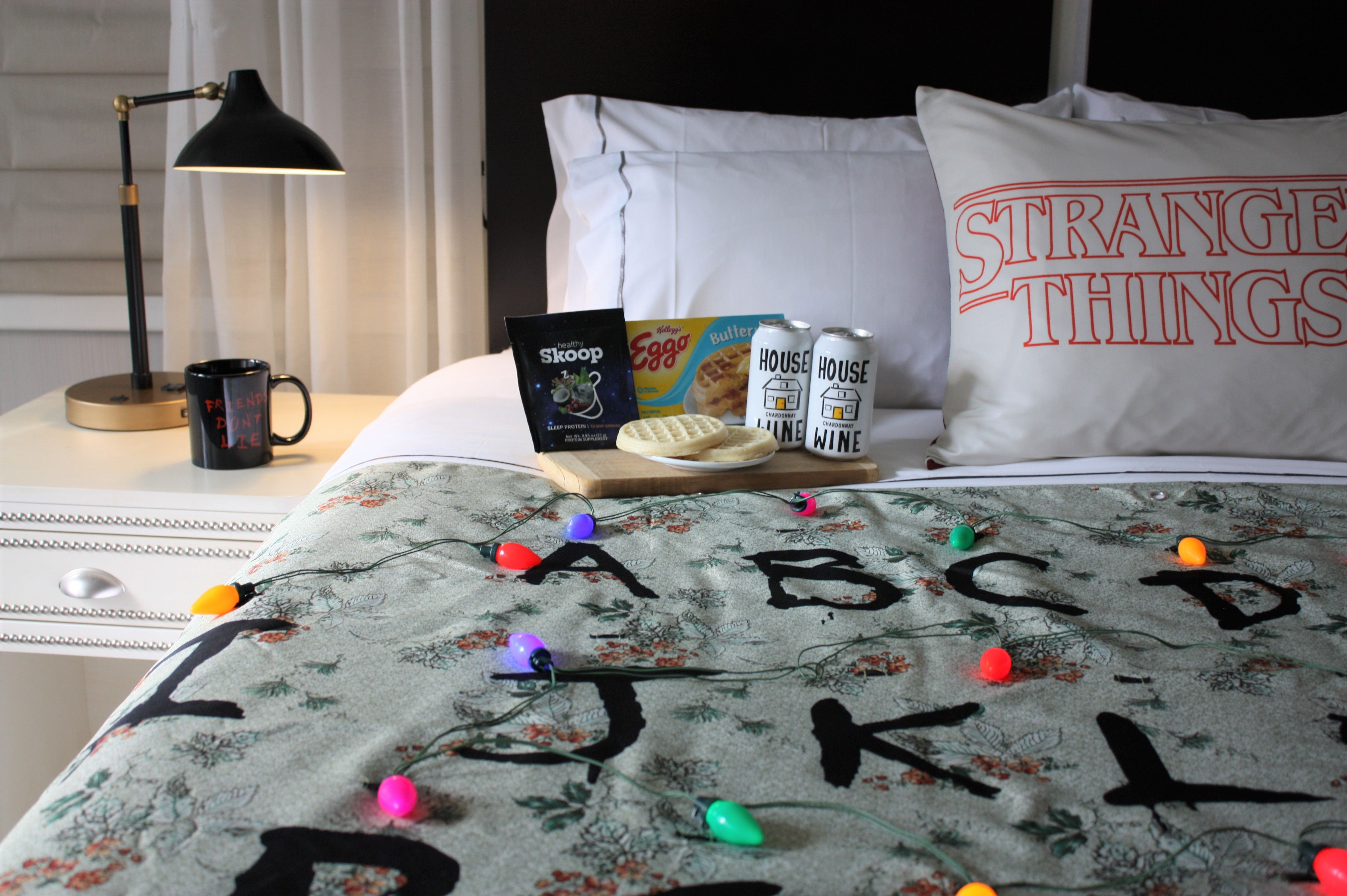 New York City S Gregory Hotel Unveils A Stranger Things Themed Room Mental Floss