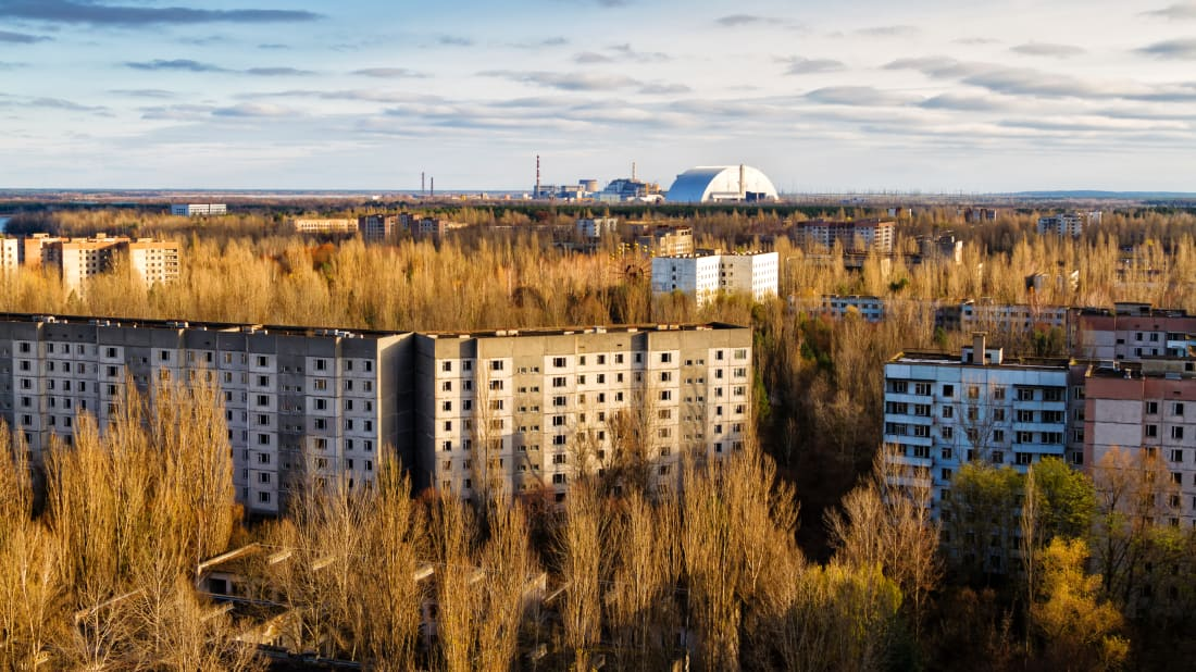 Chernobyl Will Soon Be More Accessible to Tourists, Ukraine Says