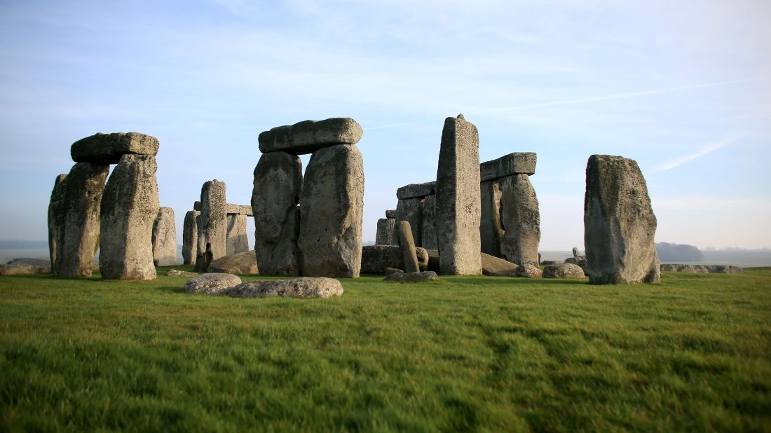 Stonehenge Builders Likely Descended From Immigrants, Genetic Analysis Says
