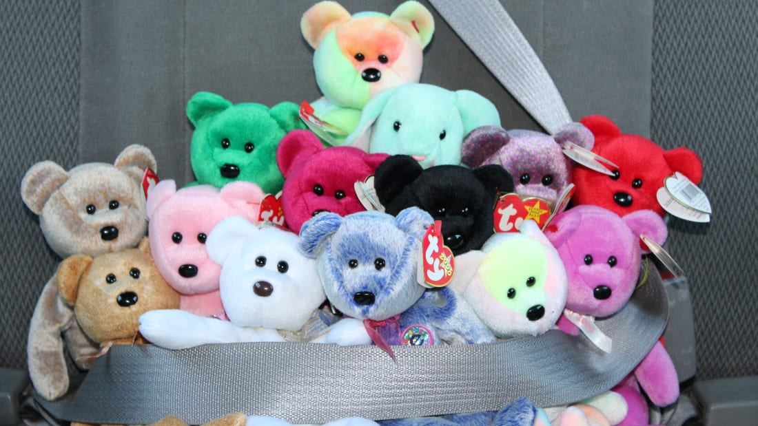 b9a1181d55c The 10 Most Valuable Beanie Babies That Could Be Hiding in Your ...