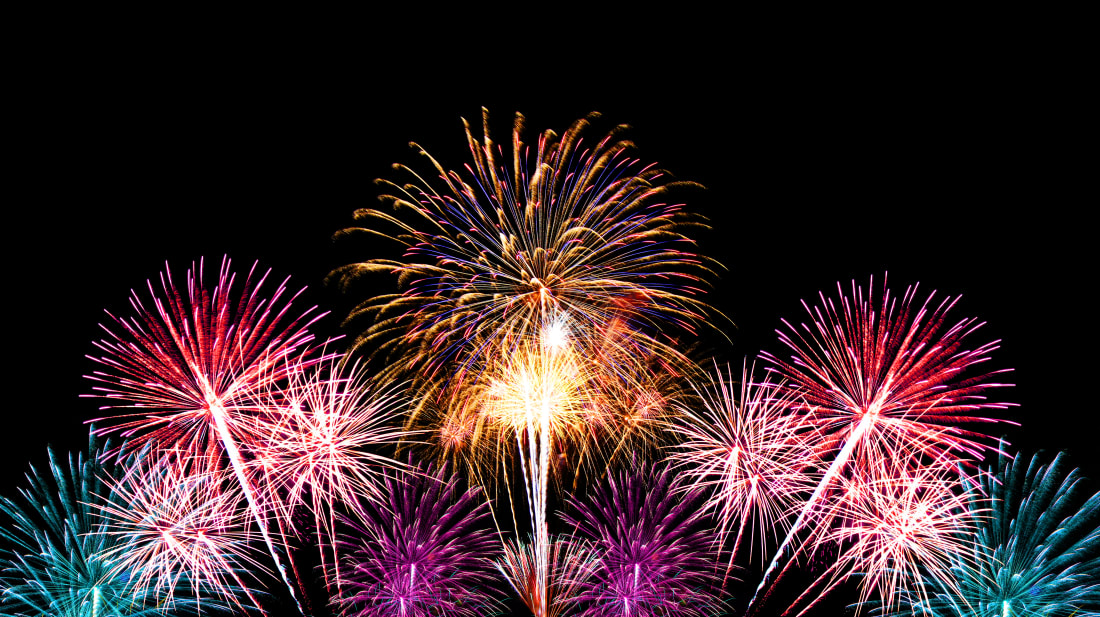 The Names of 10 Fireworks Effects | Mental Floss