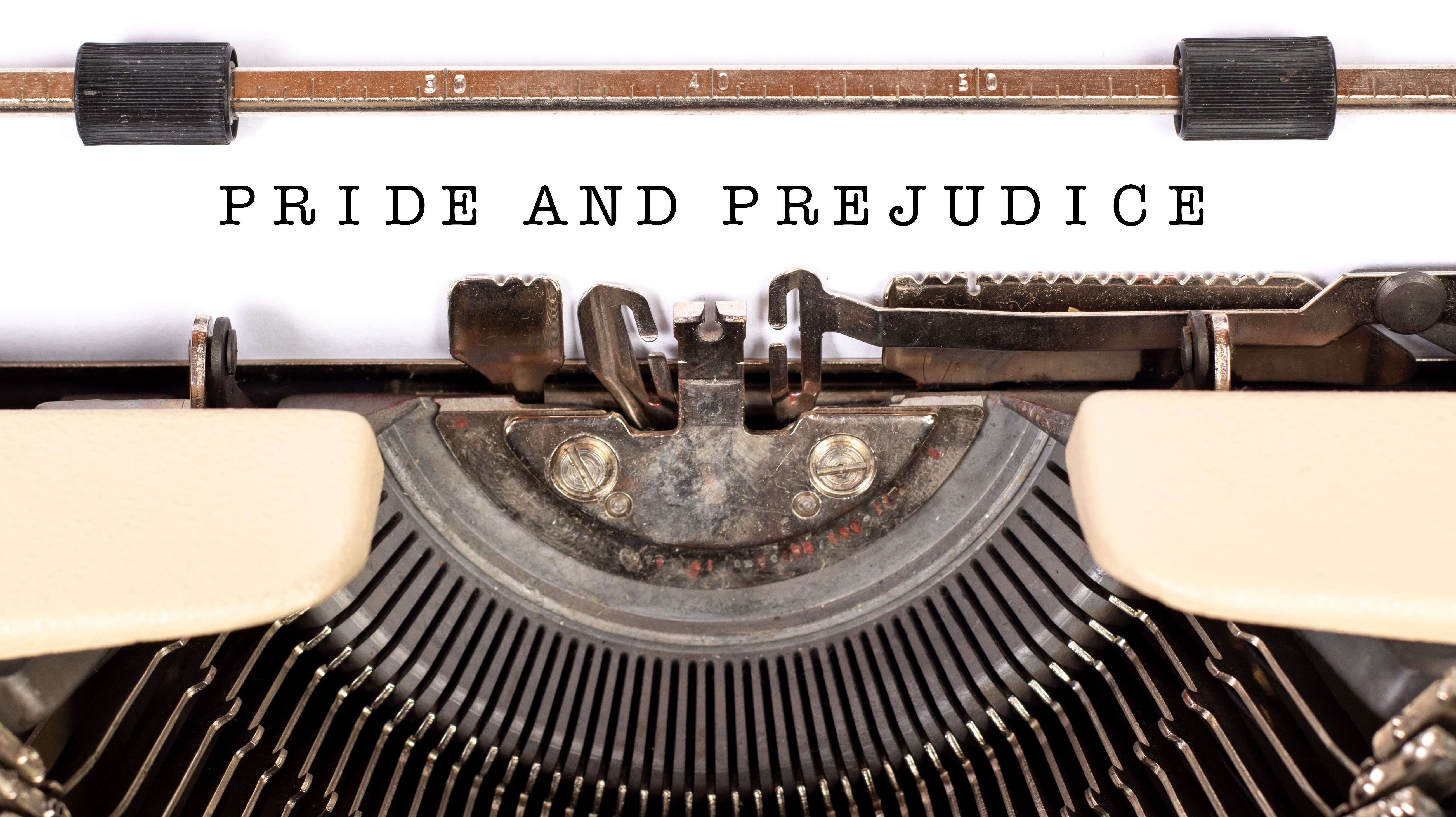 The Words 'Pride' and 'Prejudice' Had Slightly Different Meanings in Jane Austen's Time