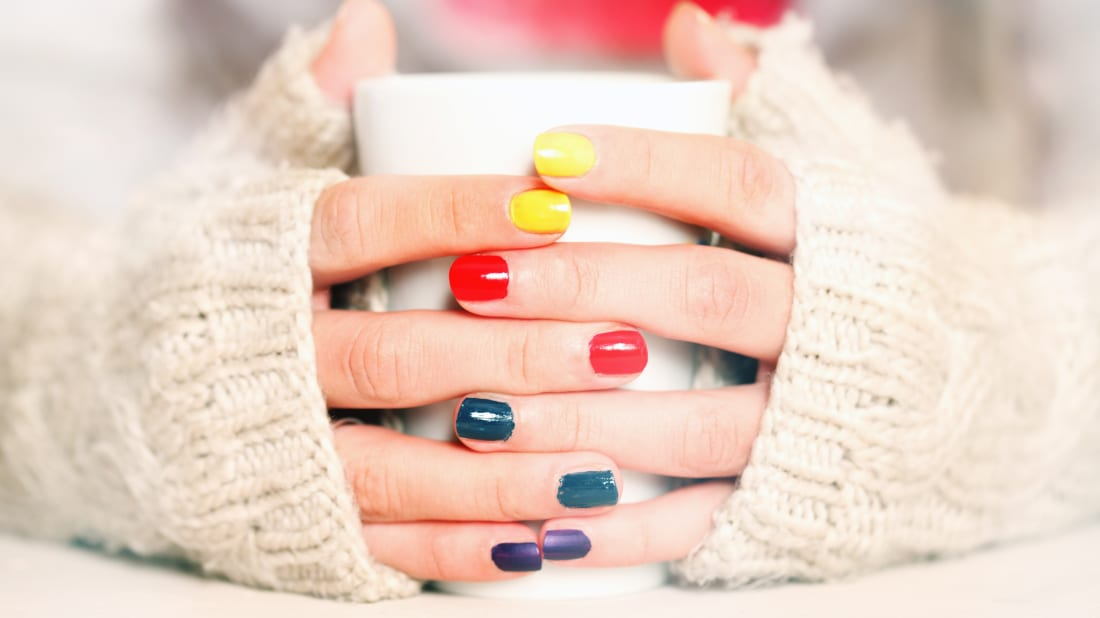 11 Facts About Fingernails | Mental Floss