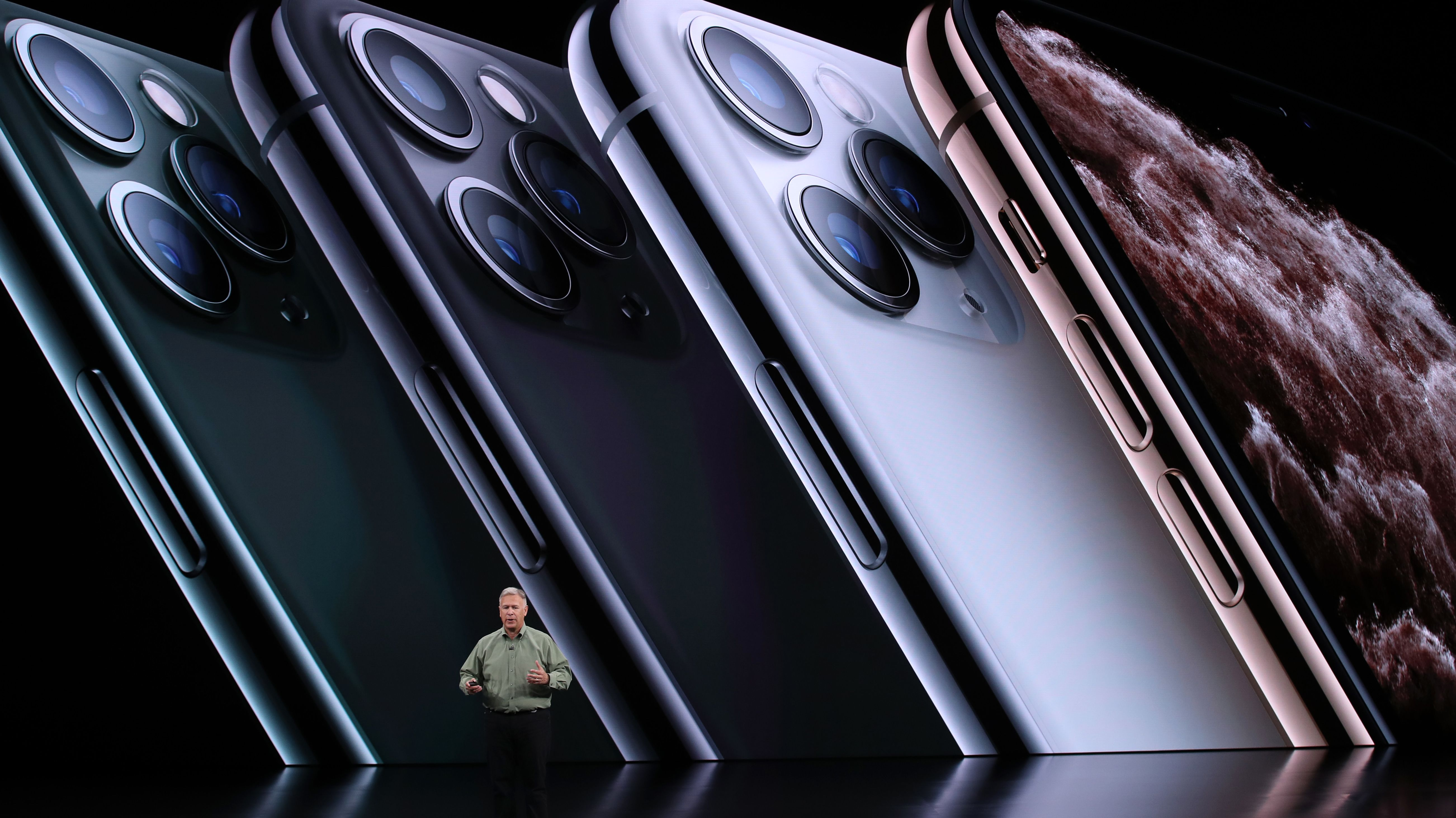 The New Iphone 11 Is Triggering People With Trypophobia Mental Floss
