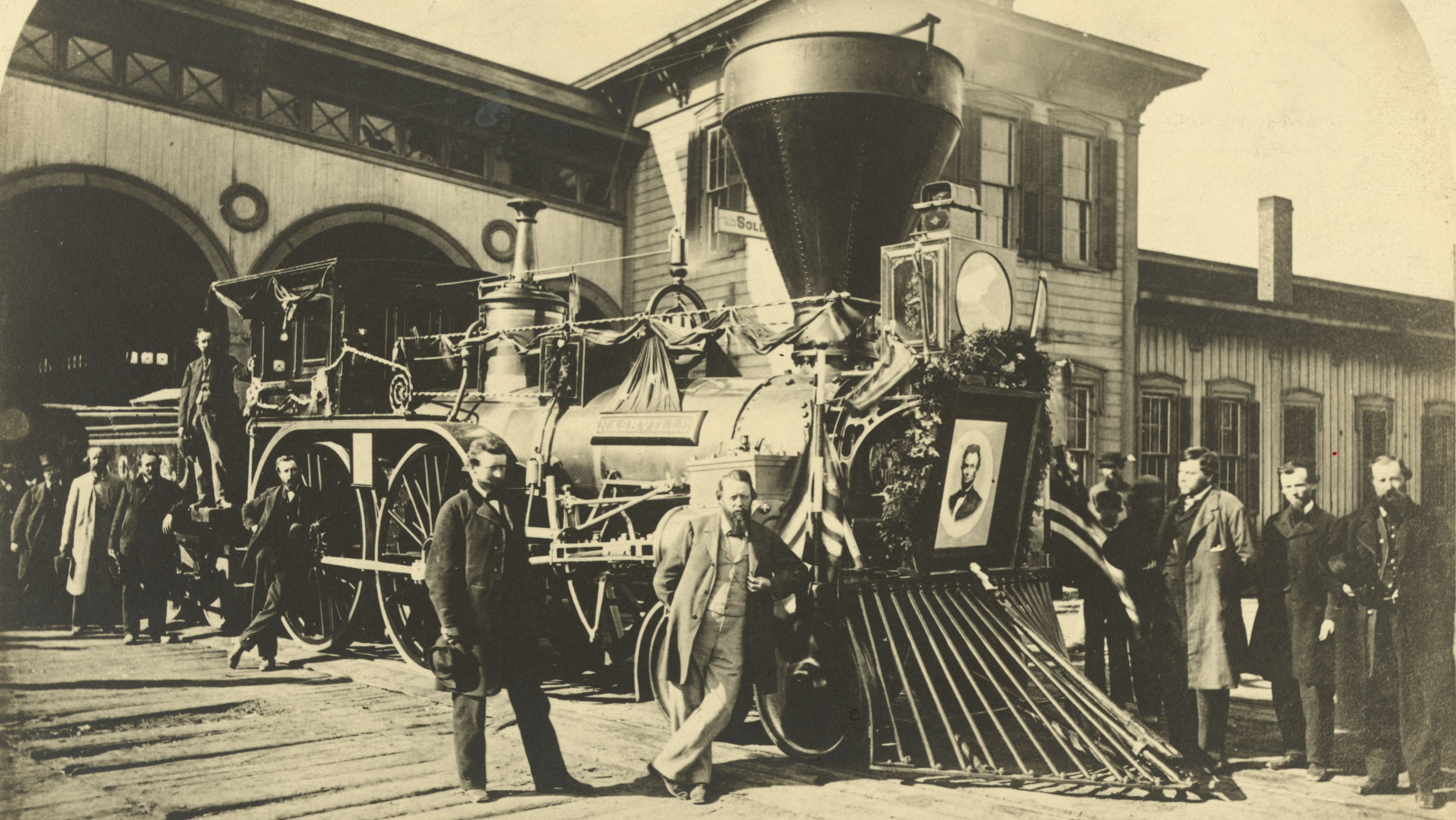 A Brief History of Presidential Funeral Trains | Mental Floss