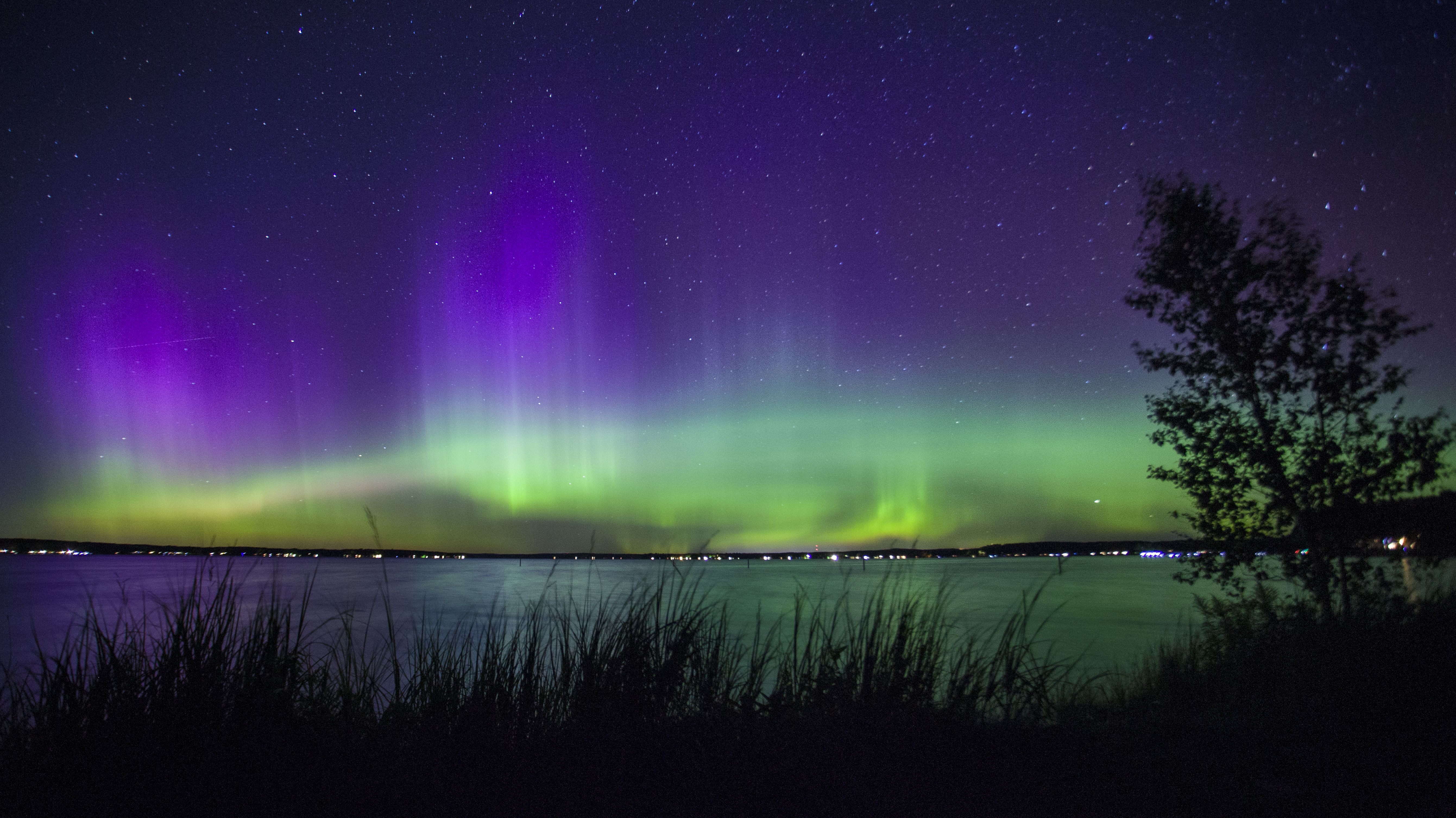 Northern Lights Could Be Visible Over Parts of America This