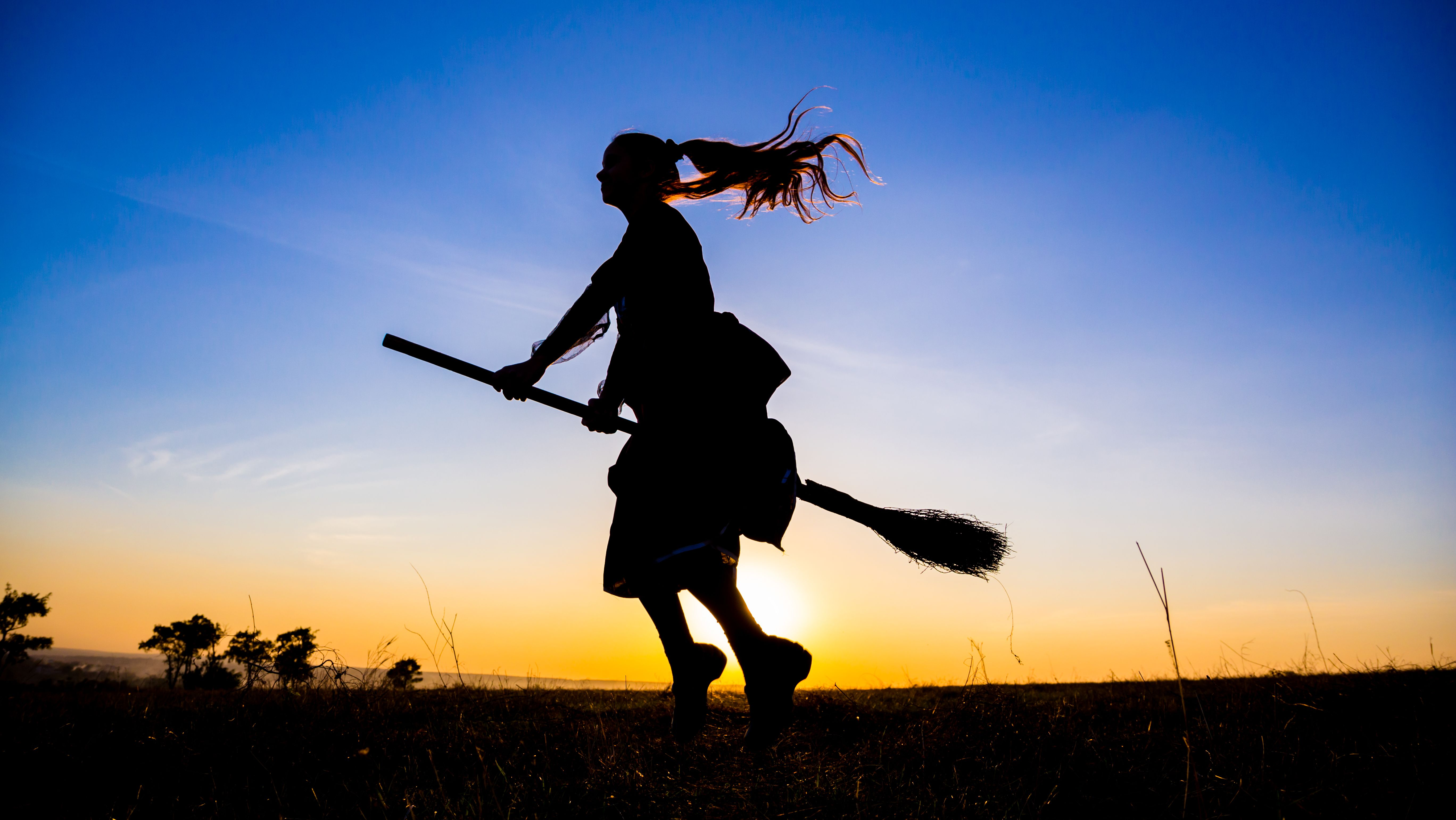 Why Do Witches Ride Brooms? | Mental Floss
