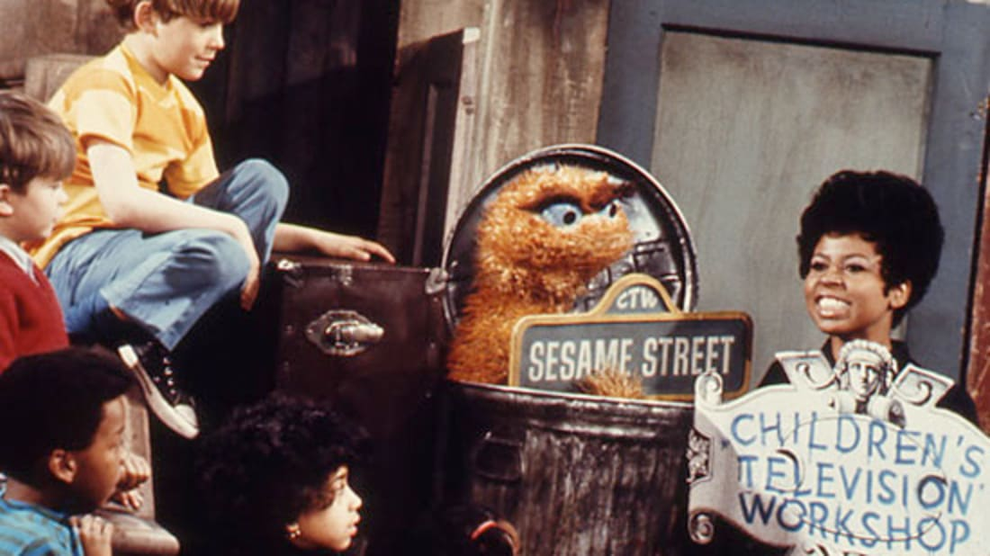 Image result for sesame street black influenced