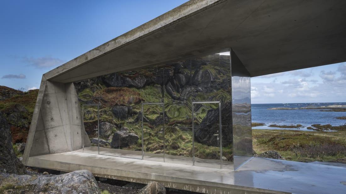 Morfeus Arkitekter. Photo: Silja Lena Løken / Statens vegvesen