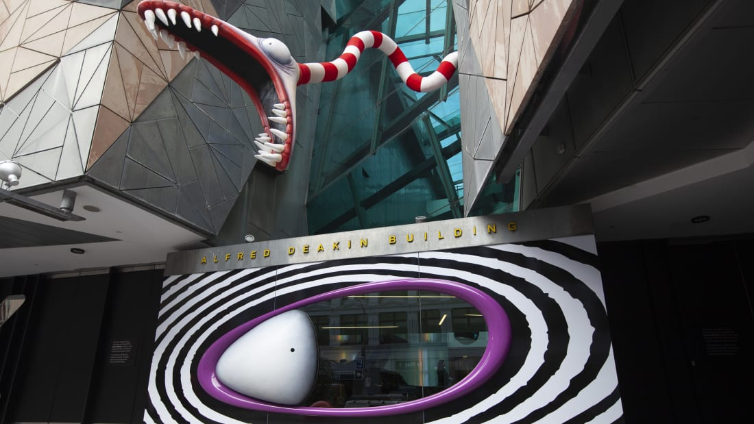 Tim Burton's Art Exhibition at Las Vegas's Neon Museum Now Has Tickets On Sale