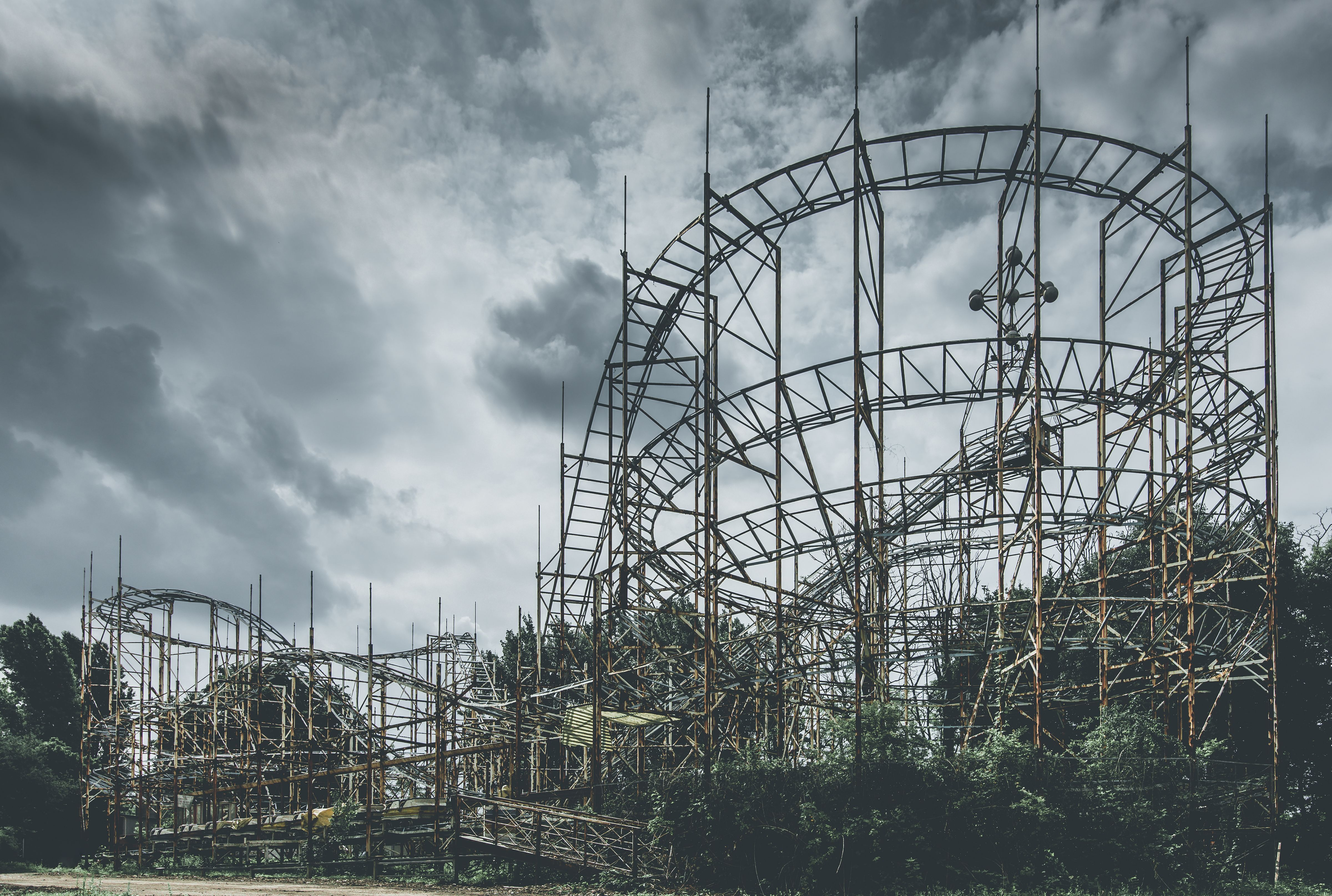 Ghost Town In The Sky A Cursed Theme Park In North Carolina Has Hit The Market For 5 95 Million Mental Floss