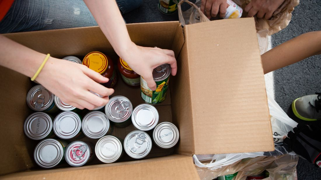 Food for Fines: Libraries Across the Country Will Let You Pay Overdue Fees With Donated Food