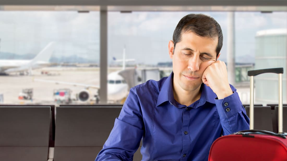 This Convenient, Comfortable Travel Pillow Doesn't Wrap Around Your Neck
