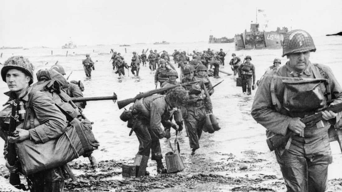 Florida Man Discovers Original D-Day Audiotapes in His Basement