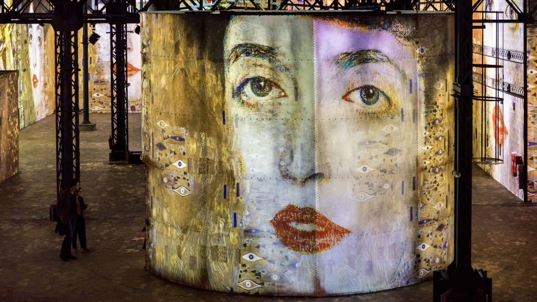 Atelier des Lumières © Culturespaces/Eric Spiller