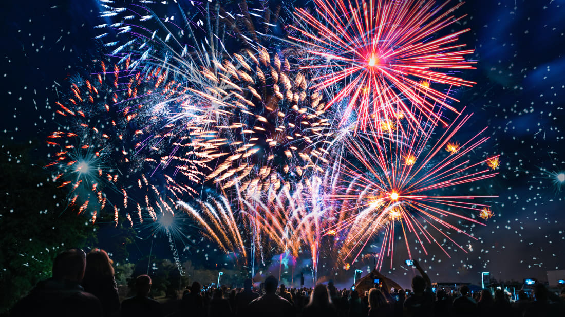 15 Secrets of Fireworks Designers | Mental Floss