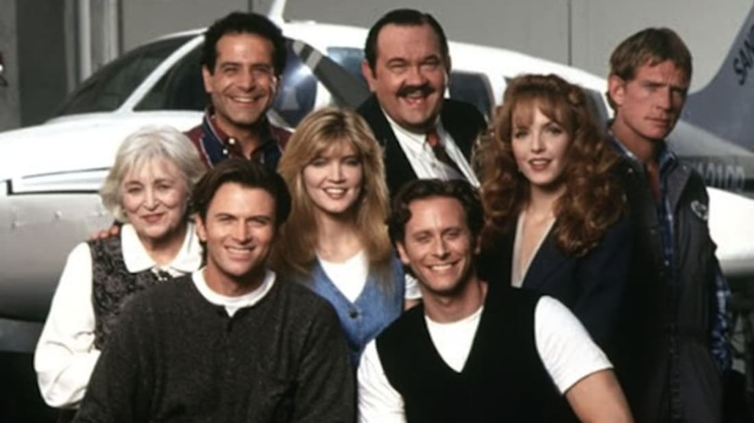 13 Things You Might Not Know About 'Wings' | Mental Floss