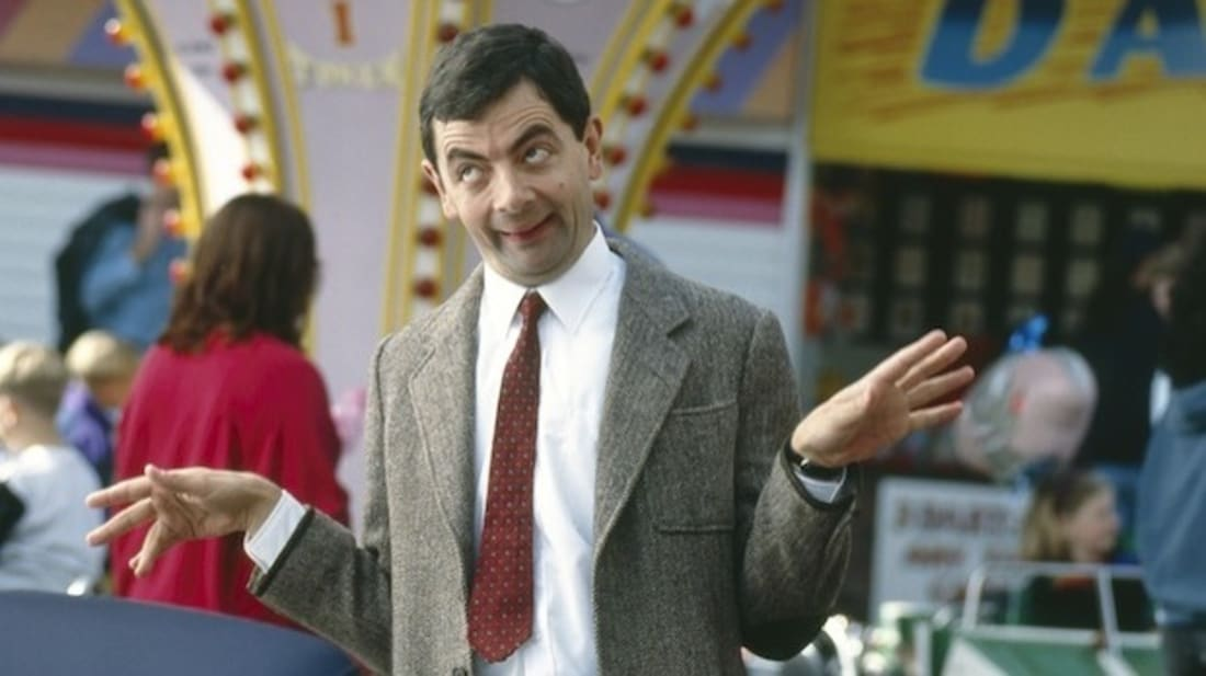 15 Things You Might Not Know About Mr  Bean   Mental Floss