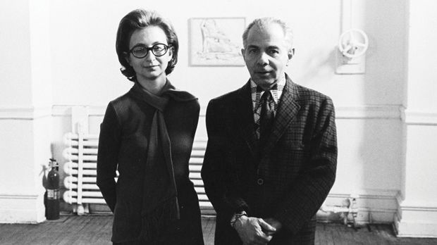 How a Working-Class Couple Amassed a Priceless Art Collection