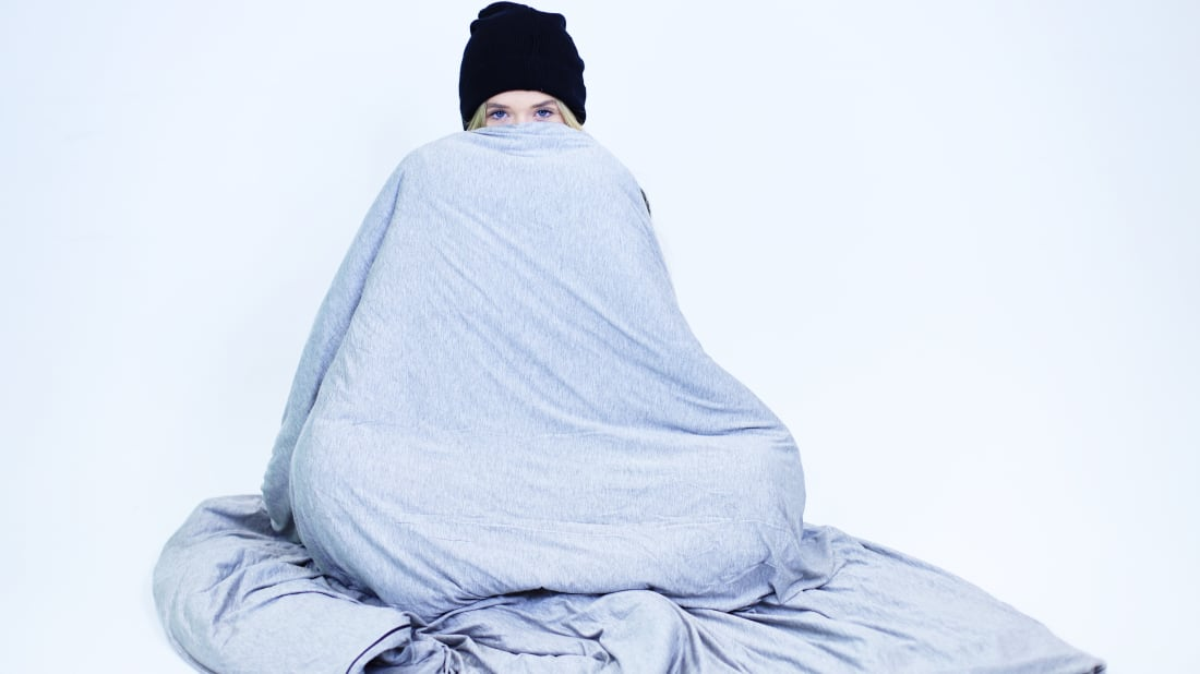 This Cooling Weighted Blanket Helps You Sleep Soundly Without Overheating