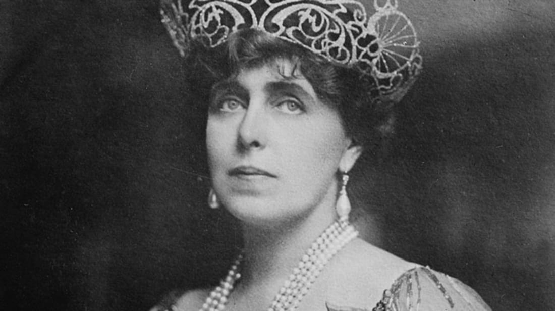 Queen Marie of Romania's Heart Will Find a New Home | Mental Floss