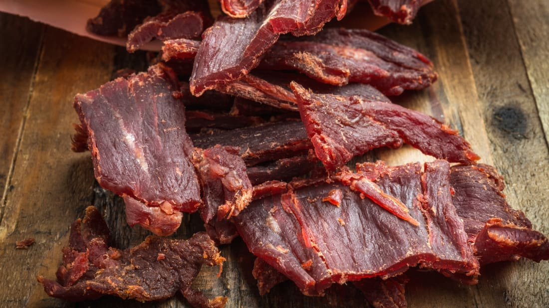 Scientists Find a Possible Link Between Beef Jerky and Mania