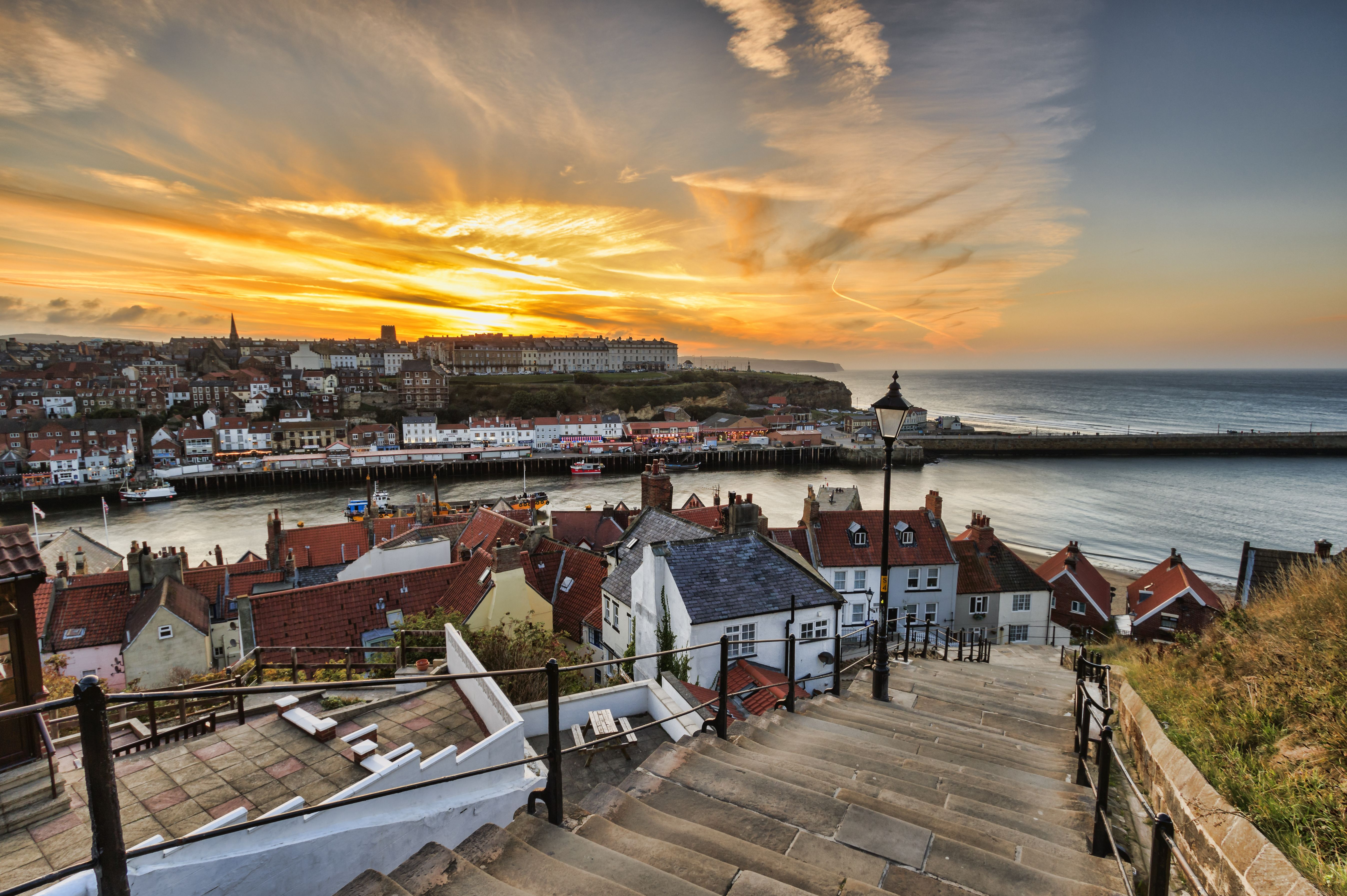The Charming English Fishing Village That Inspired Dracula