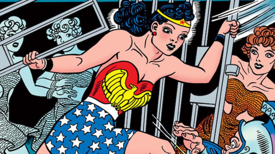 52d59607 15 Wondrous Facts About Wonder Woman | Mental Floss