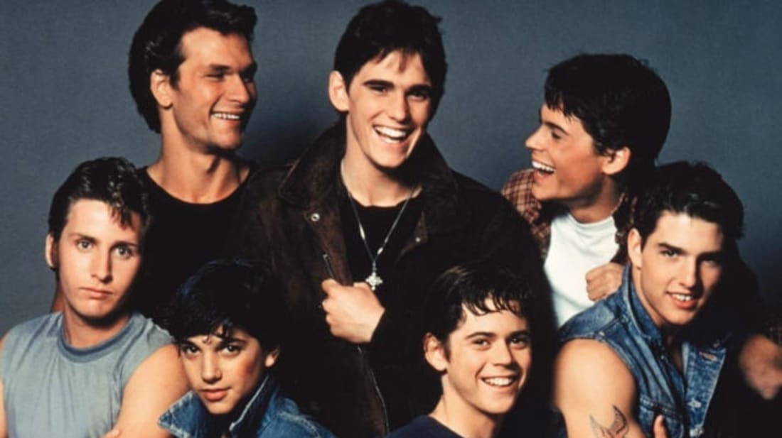 6ed7ab796a1 12 Facts About The Outsiders That Will Stay Gold | Mental Floss